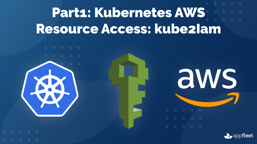Part1: Kubernetes AWS Resource Access: kube2Iam